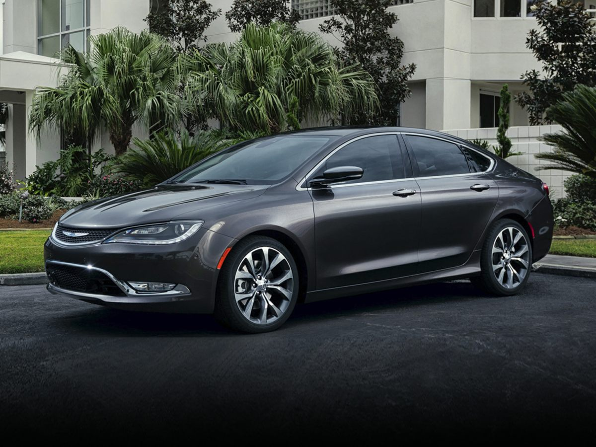 Pre Owned 2016 Chrysler 200 Lx