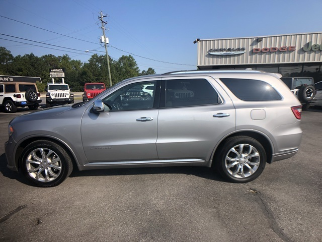 Certified Pre-Owned 2018 Dodge Durango Citadel
