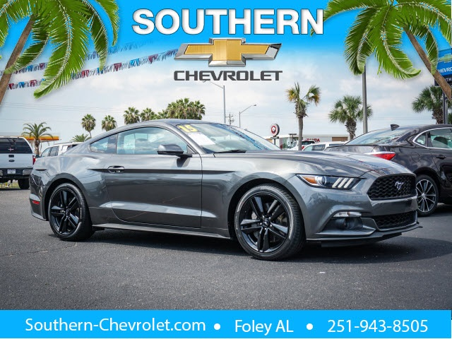 Pre-Owned 2015 Ford Mustang Premium