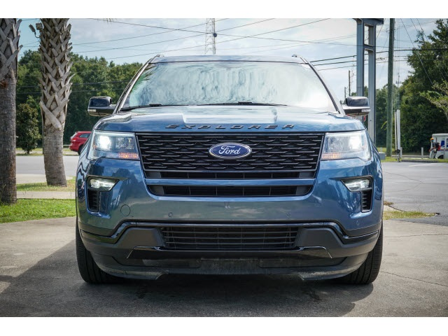 Pre-Owned 2019 Ford Explorer Sport