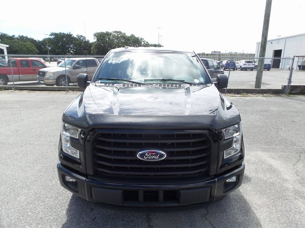 Pre-Owned 2016 Ford F-150 XLT SPORT