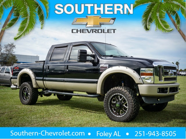 Pre-Owned 2009 Ford F-250SD