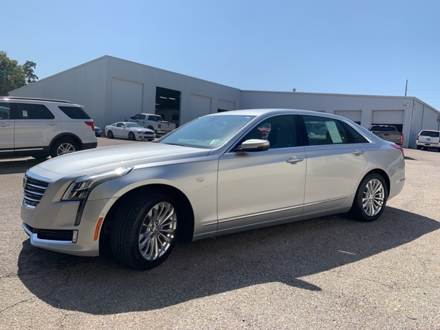 Pre-Owned 2016 Cadillac CT6 2.0L Turbo Luxury