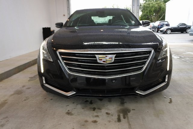 Pre-Owned 2016 Cadillac CT6 3.6L Premium Luxury