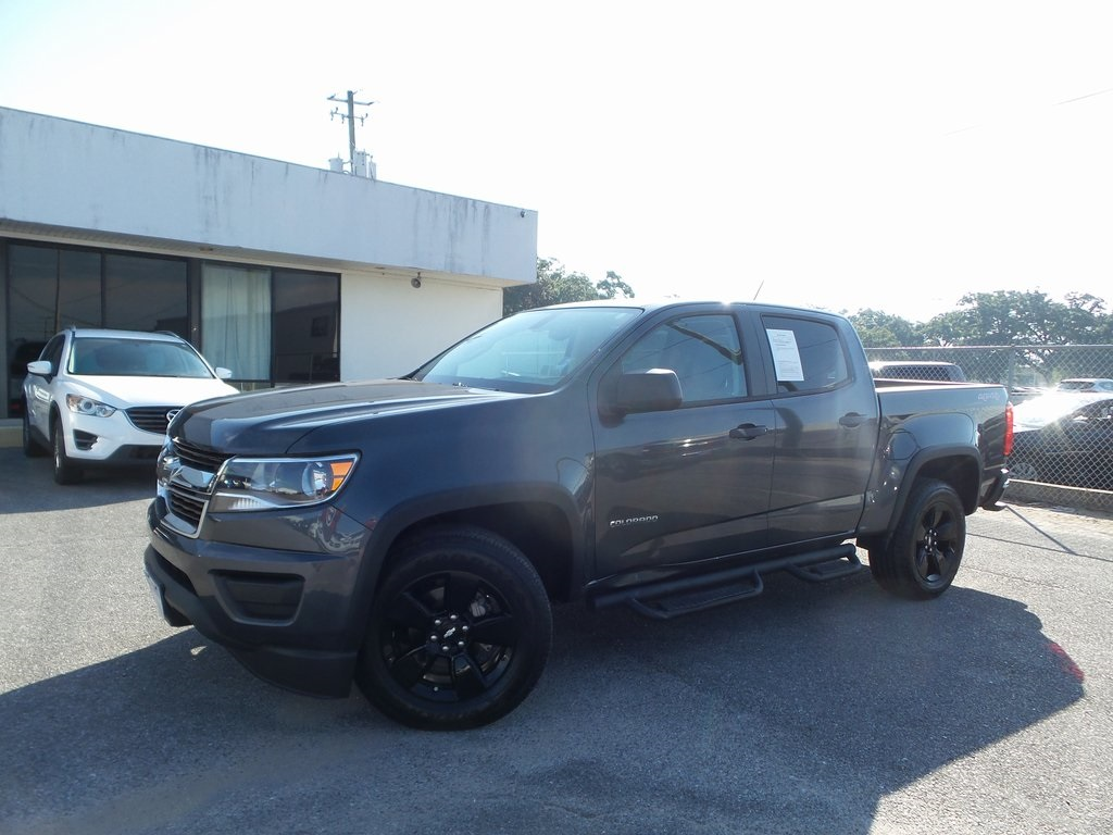 Pre-Owned 2016 Chevrolet Colorado Work Truck