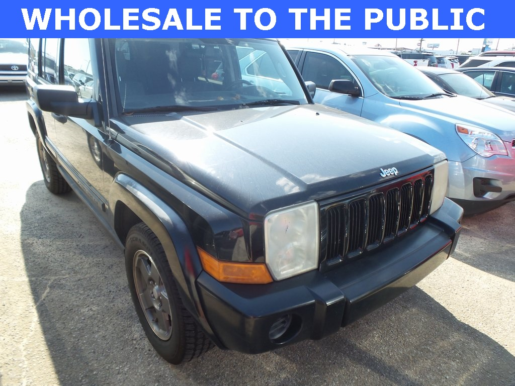 Pre-Owned 2006 Jeep Commander Base