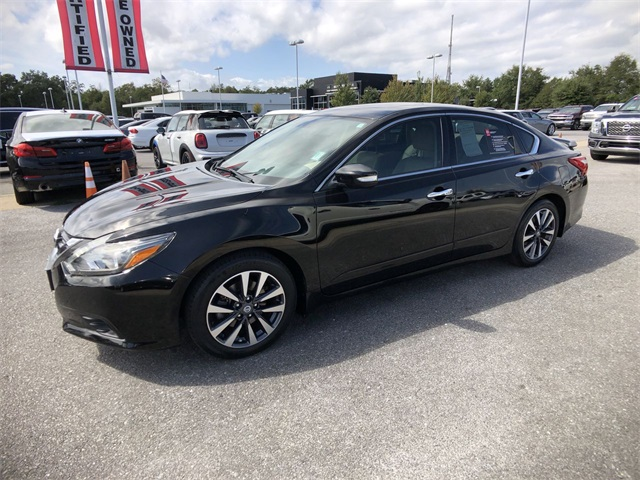 Certified Pre-Owned 2017 Nissan Altima 2.5 SL