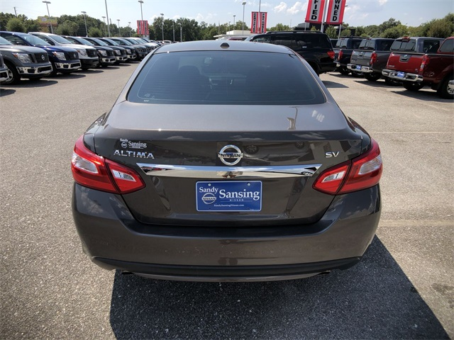 Certified Pre-Owned 2016 Nissan Altima 2.5 SV