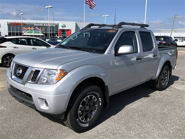 New 2019 Nissan Frontier PRO-4X