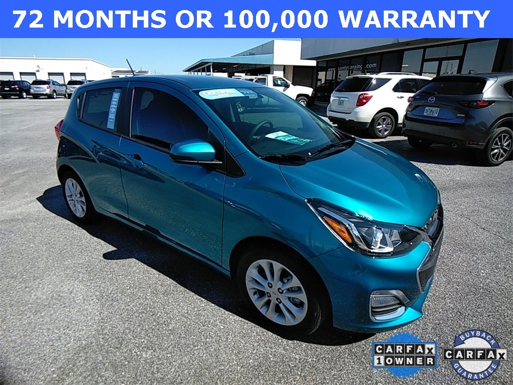 Certified Pre-Owned 2019 Chevrolet Spark 1LT