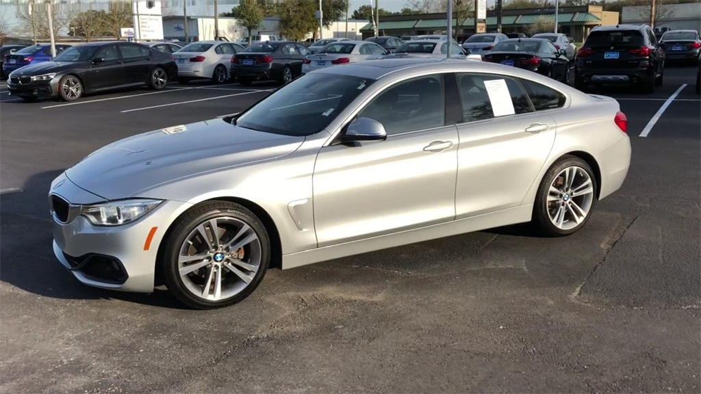 Pre Owned 2017 Bmw 4 Series 430i Gran Coupe