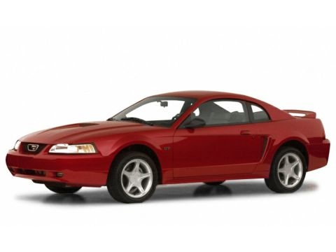 Pre-Owned 2000 Ford Mustang GT