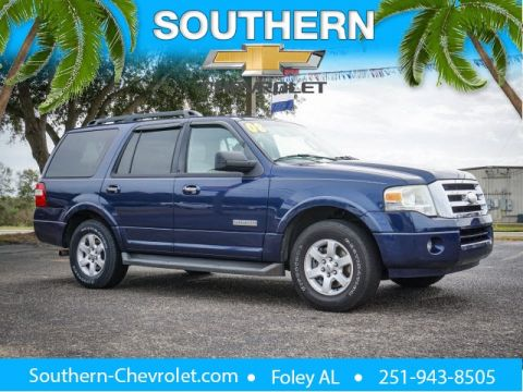 Pre-Owned 2008 Ford Expedition