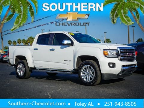 Pre-Owned 2018 GMC Canyon SLT