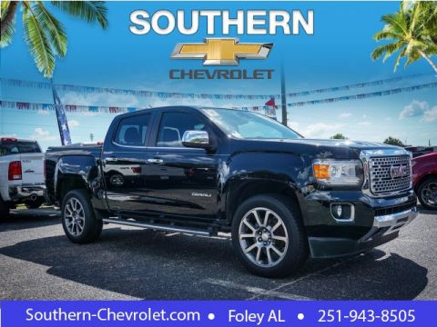 Pre-Owned 2017 GMC Canyon Denali