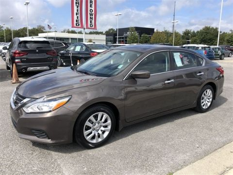 Certified Pre-Owned 2017 Nissan Altima 2.5 S