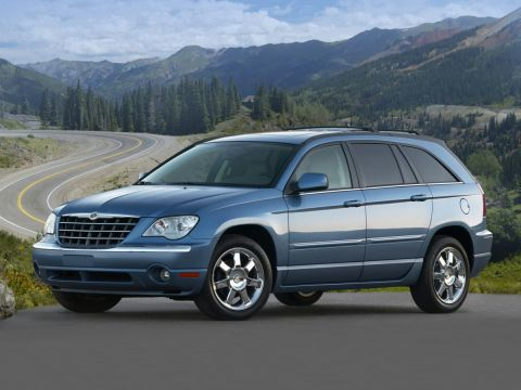 Pre-Owned 2008 Chrysler Pacifica Touring