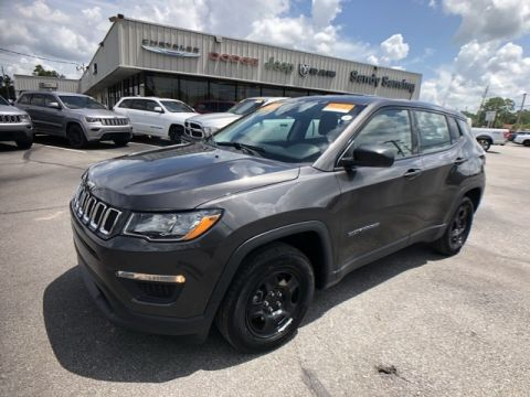 Certified Pre-Owned 2018 Jeep Compass Sport