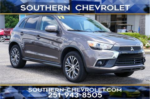 Pre-Owned 2017 Mitsubishi Outlander Sport
